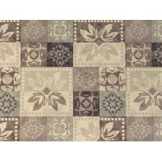 Le Chateau Oil Cloth Table Linen Per Metre Moroccan Tile