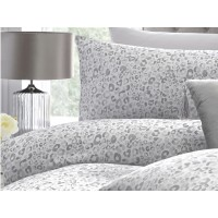 Laurence Llewelyn-Bowen New Roar Silver & White Duvet Cover Sets