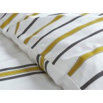 Racing Green New Latimer Grey & Ochre Duvet Cover Sets