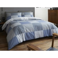 Racing Green New Travis Blue Duvet Cover Sets