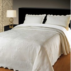 Elainer Julia Champagne Bedspreads and Pillowsham