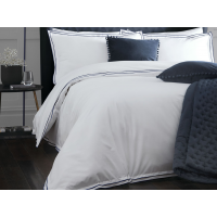 Appletree Signature Alden Navy Duvet Cover Sets