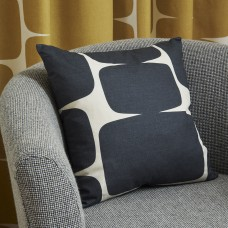 Scion Lohko Black Filled Cushion