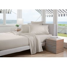 Sheridan 300 Thread Count Sand Flat Sheets