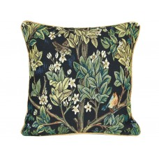 William Morris New Tapestry Tree Of Life Blue Cushions
