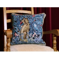 William Morris New Tapestry The Fox Cushions