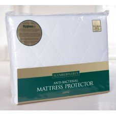 Slumberfleece PolyCotton Anti-Bacterial Mattress & Pillow Protectors