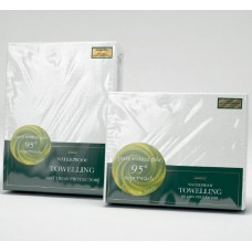 Slumberfleece Waterproof Towelling Mattress and Pillow Protectors