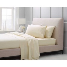 Sheridan 1000 Thread Count Sateen Chalk Square Pillowcase