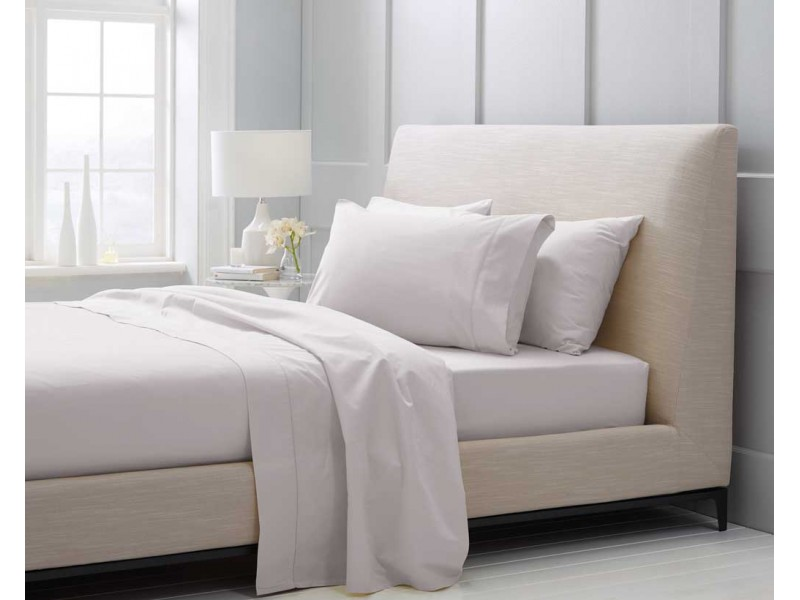 Sheridan 1000 Thread Count Sateen Dove Fitted Sheets