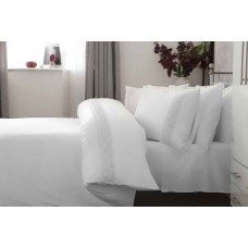 Belledorm Aria White Duvet Cover Sets