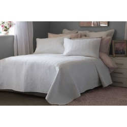 Plain Textured Bedspreads