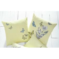 Dreams n Drapes Aviana Multi Square Cushions
