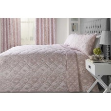 Dreams n Drapes Alford Blush Bedspread