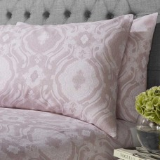 Dreams n Drapes Alford Blush Duvet Cover Sets
