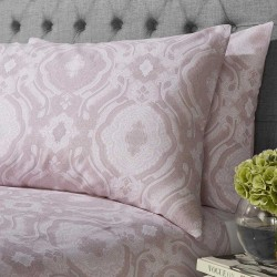 Dreams n Drapes Alford Blush Duvet Cover Sets and Coordinates