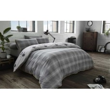 Racing Green Danby Charcoal Duvet Cover Sets