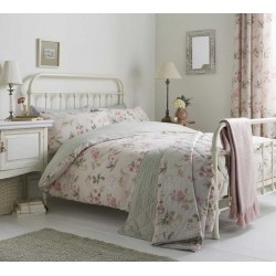 Dreams n Drapes Lorena Blush Duvet Cover Sets and Coordinates