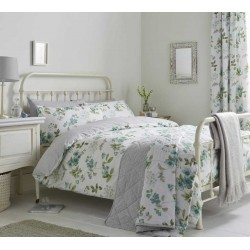 Dreams n Drapes Lorena Green Duvet Cover Sets and Coordinates