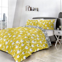 Fusion Alabar Ochre Duvet Cover Sets and Coordinates