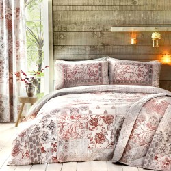 Dreams n Drapes Jakarta blush Duvet Cover Sets