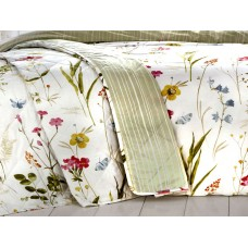 Dreams n Drapes Spring Glade Quilted Bedspread
