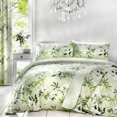 Dreams n Drapes Florence Green Duvet Cover Sets