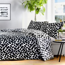 Appletree Eton Black & White Duvet Cover Sets
