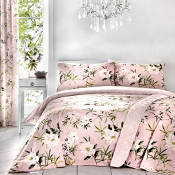 Dreams n Drapes Florence Blush Duvet Cover Sets and Coordinates
