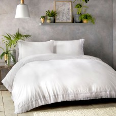 Appletree Signature Tasha White Duvet Cover Sets