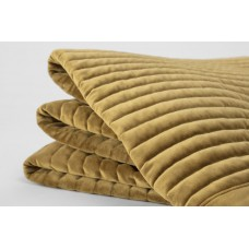 Sheridan New Eastdown Velvet Toffee Throw