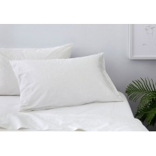 Sheridan New Giles White Organic Cotton Duvet Cover Sets