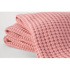 Sheridan New Haden Cinnabar Chunky Knit Throw