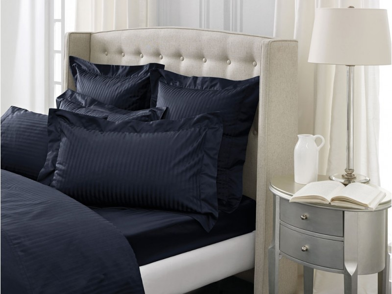 Sheridan 1200 Thread Count Millennia Midnight Oxford Pillowcase