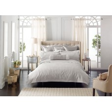 Sheridan New 1200 Thread Count Millennia Silver Duvet Covers