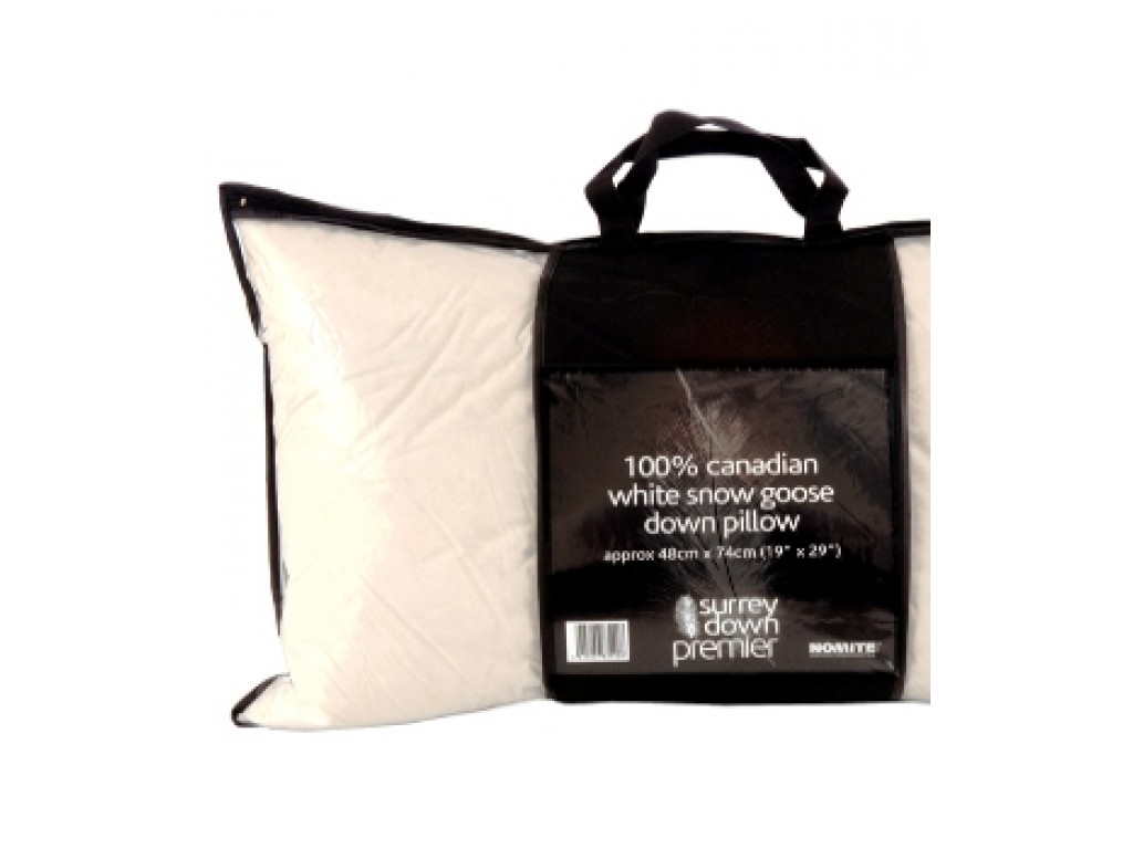Die Zudecke Canadian Goose Down Pillow