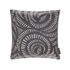 Harlequin New Fractal Charcoal Cushion