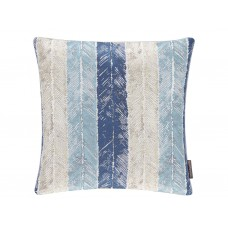 Harlequin New Walchia Indigo Cushion