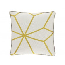 Harlequin New Axal Ochre Cushion