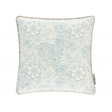 Morris & Co New Marigold China Blue/Ivory Cushion