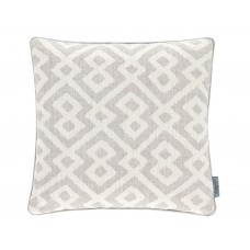 Morris & Co New Pure Orkney Light Grey Cushion