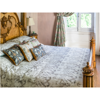 The Chateau by Angel Strawbridge Le Chateau Des Animaux Duvet Cover Sets