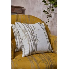 The Chateau by Angel Strawbridge Bamboo Filled Natural Cushion