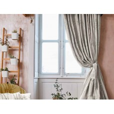 The Chateau by Angel Strawbridge Bamboo Curtains & Tie Backs Natural