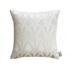 The Chateau by Angel Strawbridge Broadway Filled Ivory Cushion