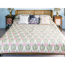 The Chateau by Angel Strawbridge The Lily Garden The Lily Garden Eau De Nil Duvet Cover sets