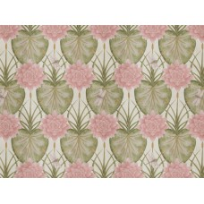 The Chateau by Angel Strawbridge The Lily Garden Cream Fabric by The Meter