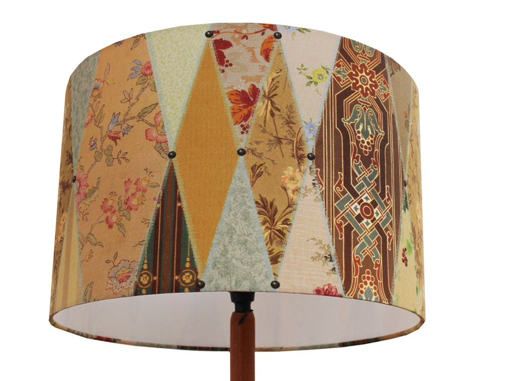 The Chateau by Angel Strawbridge Wallpaper Museum Lampshade