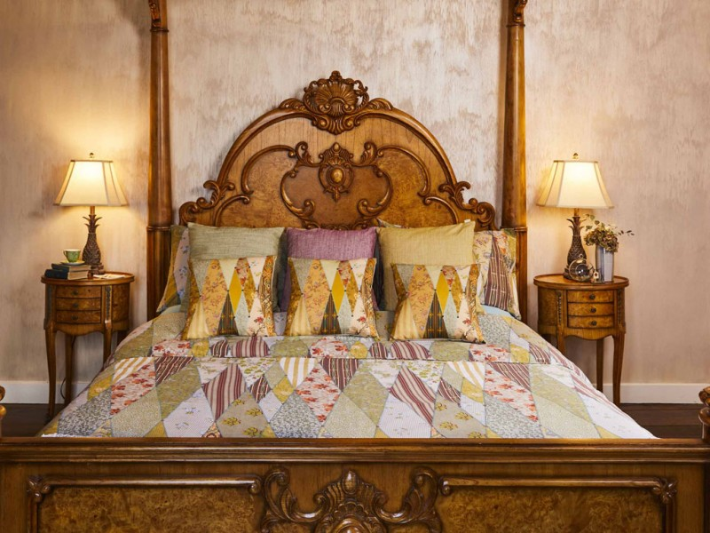 The Chateau by Angel Strawbridge Wallpaper Museum Duvet Cover Sets
