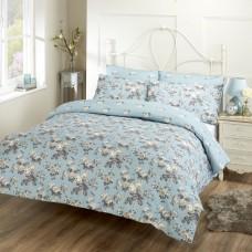 Vantona Antique Floral Duvet Cover Sets